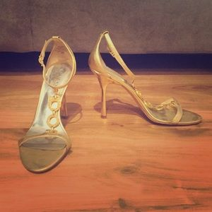 Guess by Marciano Gwleanna gold size 6